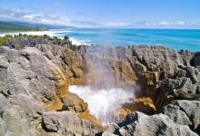 新西兰帕帕罗瓦国家公园 Paparoa National Park