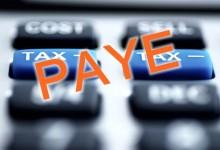 新西兰工资税PAYE
