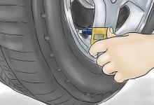 在新西兰如何为家用轿车轮胎补气?
