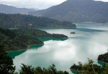 新西兰南岛旅游景点皮克顿 Picton