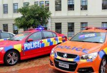 """新西兰警车""""黑科技""""低频警报Rumbler"""
