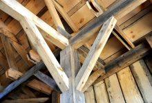 新西兰木质房屋出现偶尔的咔咔巨响是什么?