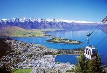 新西兰旅游胜地皇后镇Queenstown