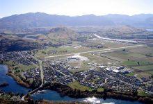新西兰皇后镇国际机场