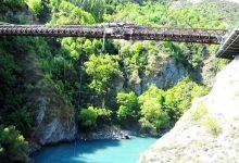 新西兰卡瓦拉桥蹦极 Kawarau Bridge Bungy