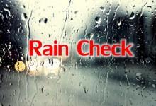 新西兰购买特价商品时候的Rain Check是什么意思?