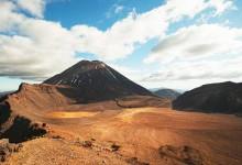 新西兰荒漠Rangipo Desert