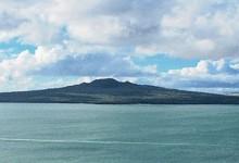 奥克兰郎基多多火山Rangitoto