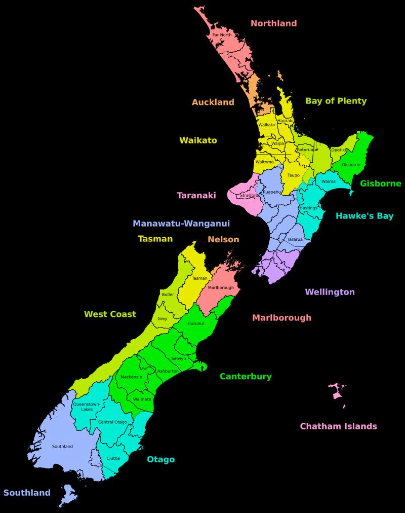 regions-of-new-zealand