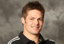 新西兰橄榄球全黑队队长里奇·麦考Richie McCaw