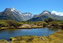 新西兰南岛奥塔哥鲁特伯恩步道 Routeburn Track
