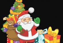 圣诞老人的笑声为什么是 Ho, Ho, Ho