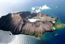 新西兰怀特岛火山突然喷发,危险等级调整为4级