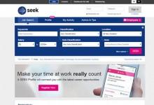新西兰找工作网站 SEEK.CO.NZ
