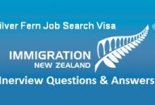 新西兰银蕨签证Silver Fern Visa