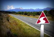 新西兰南岛观光路线 Southern Scenic Route