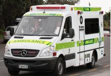新西兰救护车St.John