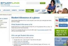 新西兰学生津贴Student Allowance
