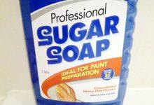 新西兰家庭常用清洁剂 Sugar Soap