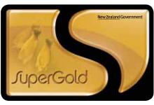 新西兰超级金卡Super Gold Card