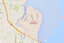 奥克兰西区蒂阿塔图半岛Te Atatu Peninsula