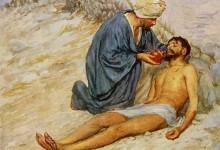 好撒玛利亚人The Good Samaritan