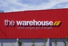 新西兰仓储式杂货超市 The Warehouse