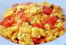 番茄炒鸡蛋的故事很感人,于是站长做了个微信公众号菜谱