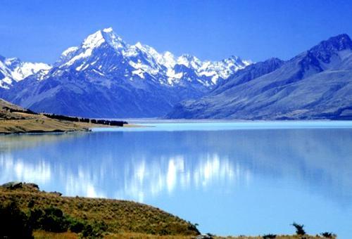 新西兰十大高峰