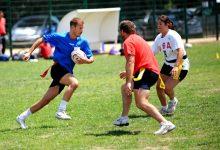 触式橄榄球 Touch Rugby