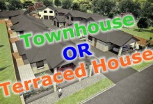 新西兰Townhouse与Terraced House有什么不同