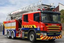 新西兰消防车种类