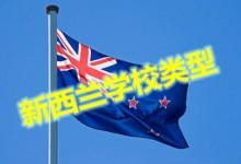 新西兰中小学都有什么类型?