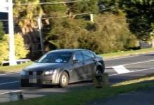 新西兰公路隐形警车Unmarked Police Car