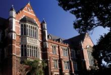新西兰维多利亚大学