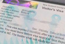 新西兰访问学者签证的申请流程和所需材料