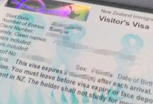 申请新西兰短期商务考察签证 Business Visitor Visa