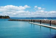 新西兰奥克兰激流岛Waiheke Island