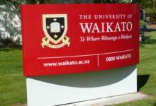 新西兰怀卡托大学