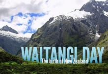 新西兰的国庆日及怀唐伊条约