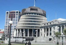 新西兰首都惠灵顿Wellington