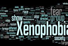 外来移民恐惧症 Xenophobia